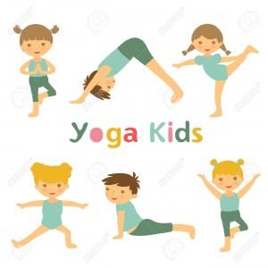 Yoga enfants Paris 5